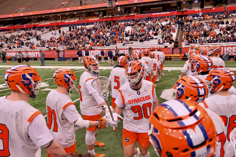 ORANGE GAME DAY: Syracuse Men's Lacrosse faces Hobart in a battle of unbeaten teams (preview & info)